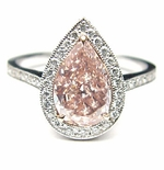Angelika Solitaire Ring featuring Ziamond Cubic Zirconia