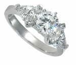 Monica Solitaire featuring Ziamond Cubic Zirconia