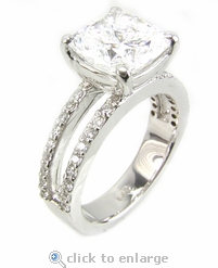 Britney Engagement Ring 2.5 ct.