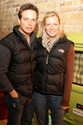 Scott Wolf with Wife Kelley