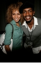 Michelle Hurd & Bill Bellamy