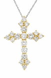The Drisden Cross Pendant