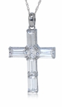 The Canterbury Cross Pendant