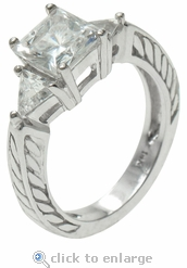 The Constantine Solitaire