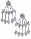 Pyramus Chandelier Earrings