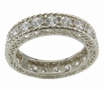 Estate Style Eternity Band