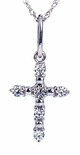 ***  SOLD OUT  ***  Peti Cross Pendant�