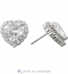 Desire Stud Earrings