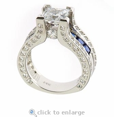 Cordova Ring By Ziamond