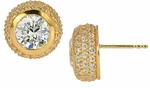 Venetia Studs - Small Version