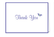 "i-love-me ""Thank You"" Note Cards"