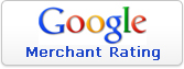 Google Merchant Rating