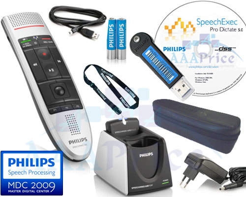 Philips LFH-3005 Speechmike Air Pro