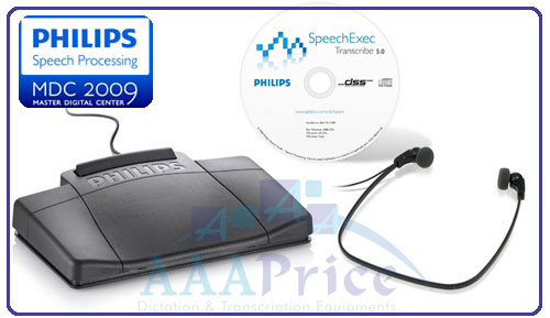 Philips LFH-7177 Executive Transcription USB Kit