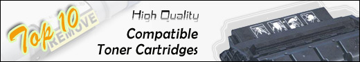 Top 10 Compatible Toner Cartridges