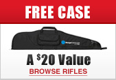 Free Case with Stoegers X-20S