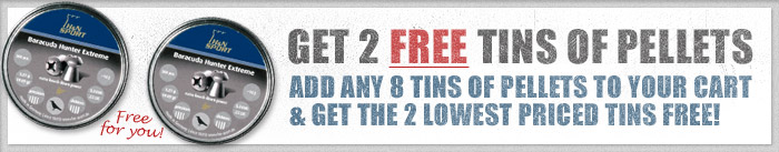 Pellet Promo: Buy 8 and get 2 Free