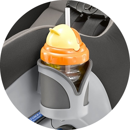 Chicco Nextfit Convertible Car Seat Cup Holder