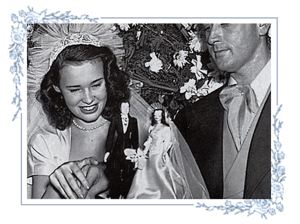 Famous Weddings: Gloria Vanderbilt