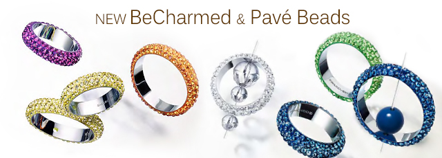 New BeCharmed and Pavé