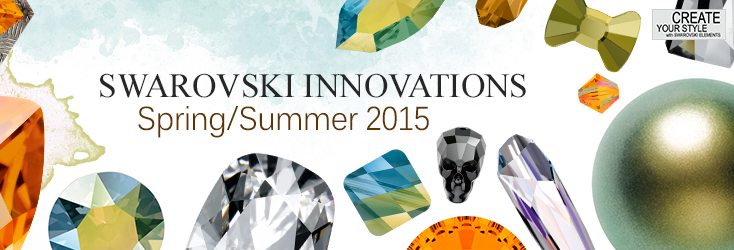 Swarovski Innovations Sneak Peek
