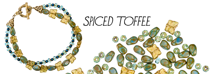 Spiced Toffee