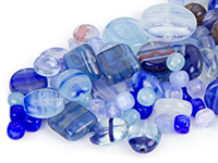 Gift with Purchase: Czech glass beads