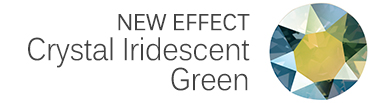 Effect Iridescent Green