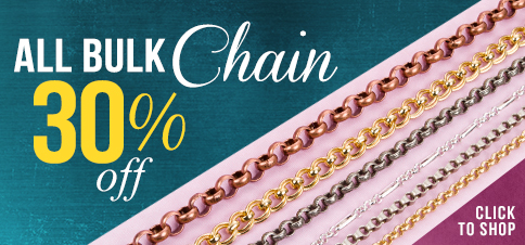 Save 30% on Bulk Chain