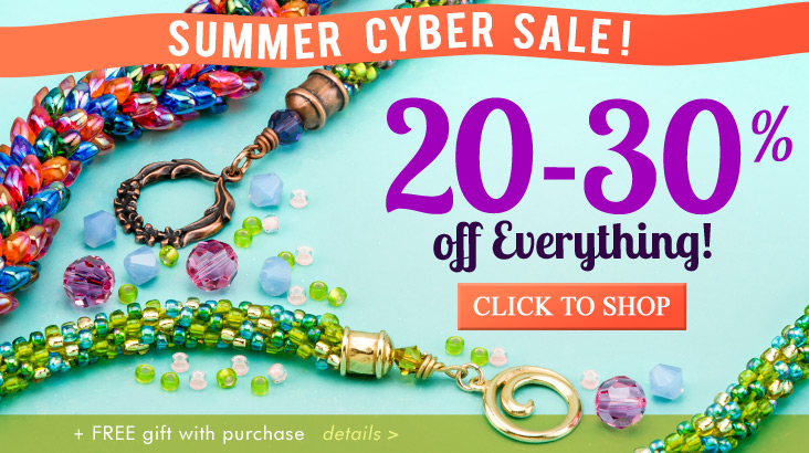 Cyber Sale 20-30% off Everything + a FREE Gift with Purchase