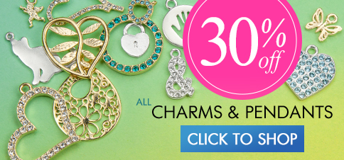 Charms and Pendants Sale