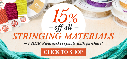 Save on Stringing Materials and Get a Free Gift with Purchase