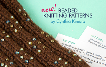 Knitting and Crocheting with Beads
