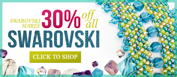 30% Off All Swarovski