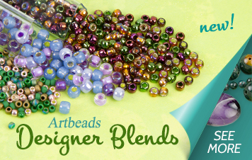 New Artbeads Designer Blends