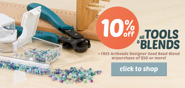 10% Off Tools and Blends + GWP for Orders Over $50
