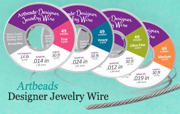 Designer Jewelry Wire