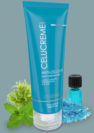 L'EUDINE <br>CELUCREME<br>BODY CREAM<br>