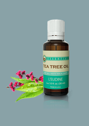 L'EUDINE<br>TEA TREE OIL<br> <br>