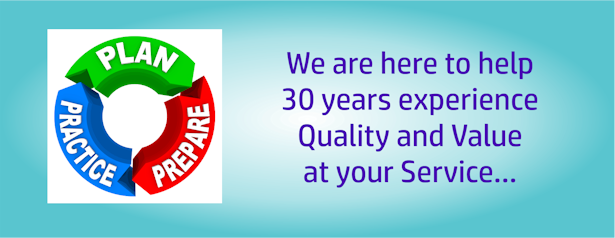 We are here to help. 30 years experience. Quaity and value at your service.