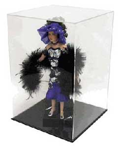 doll display cases 8000 acrylic plexiglass plasticlucite doll case sizes and configurations doll cases for one doll or multiple dolls