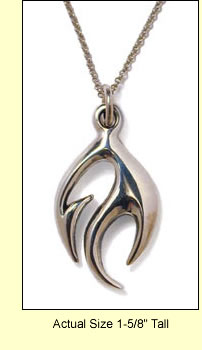 Lightning Bolt Amulet