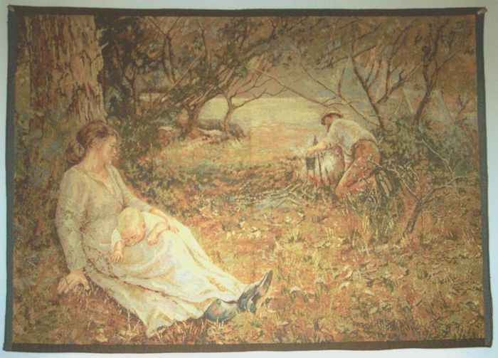 Mccubbin Paintings