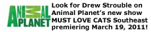 CatmanDrew™ Drew Strouble is a featured guest on the new Animal Planet show Must Love Cats
