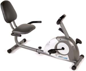 Stamina Exercise Bike - Stamina Magnetic Upright 1350 Exercise Bike