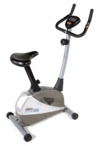 Stamina Premium Exercise Bike - Stamina� Magnetic Upright 5325 Exercise Bike
