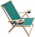 Blue Ridge Outer Banks Chair - Camp Chair, Beach Chair, Portable Wood Outdoor Folding Chair