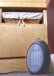 Eco-Save Personal Space Heater from Cozy Products
