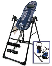Teeter Hang Ups EP-550 Sport Inversion Table Package