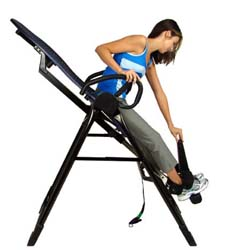 Teeter Hang Ups Inversion Table - EP-950 Inversion Table For Back Pain Relief & Back Fitness Exercise